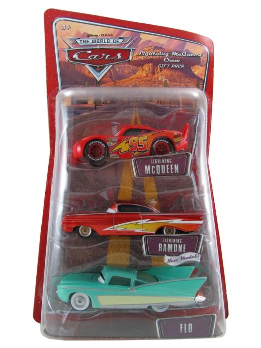 Disney Pixar - Cars - Lightning McQueen´s Crew  - Hobby Lobby CollectorStore