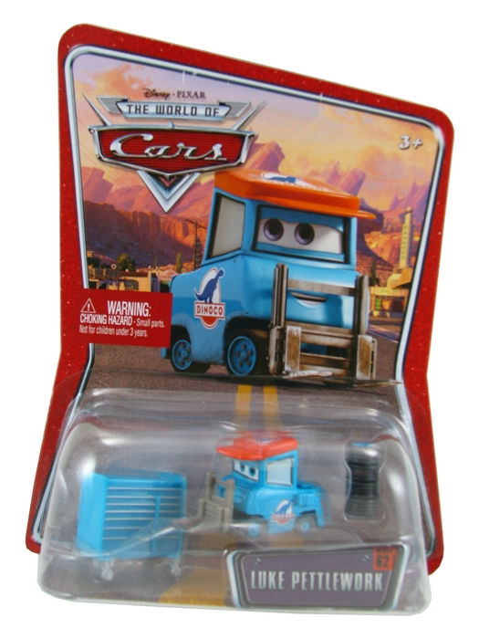 Disney Pixar - Cars - Luke Pettlework