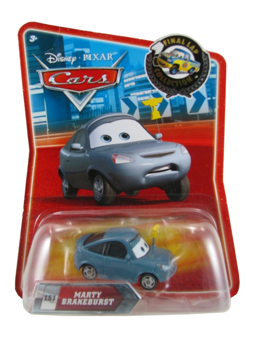 Disney Pixar - Cars - Marty Brakeburst