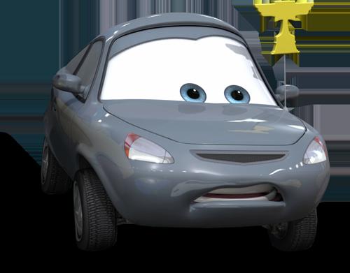 Disney Pixar - Cars - Marty Brakeburst  - Hobby Lobby CollectorStore