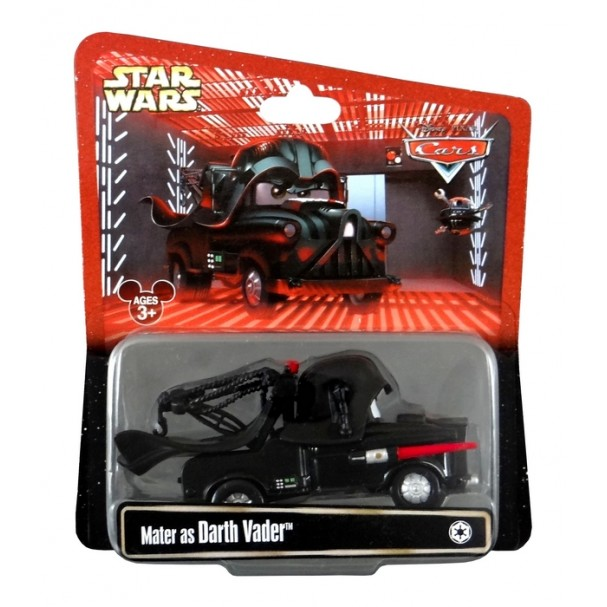Disney Pixar - Cars - Star Wars - Mater as Darth Vader