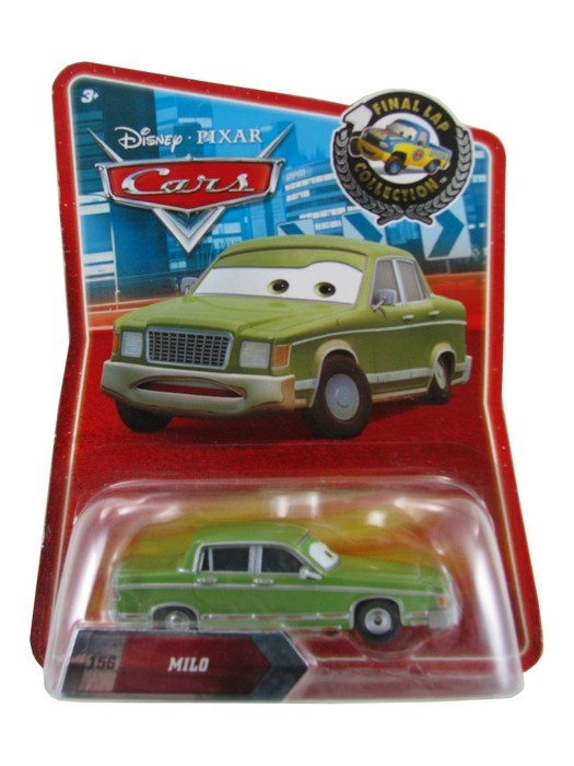 Disney Pixar - Cars - Millo  - Hobby Lobby CollectorStore