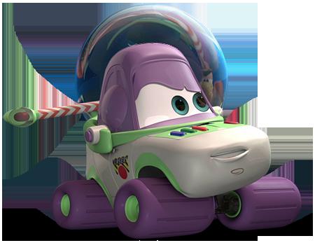 Disney Pixar - Cars - Movie Moments - Buzz & Woody  - Hobby Lobby CollectorStore