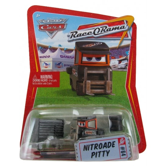 Disney Pixar - Cars - Nitroade Pitty  - Hobby Lobby CollectorStore