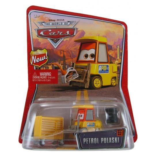 Disney Pixar - Cars - Petrol Pulaski