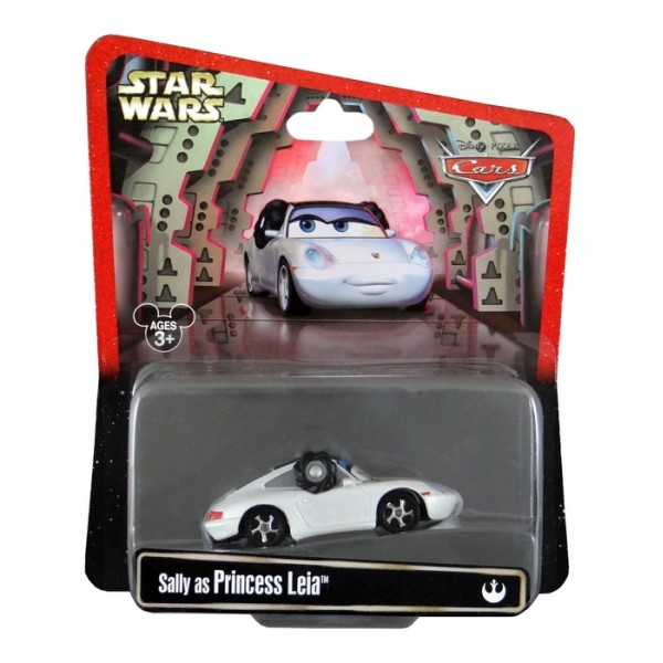 Disney Pixar - Cars - Star Wars - Sally as Princess Leia