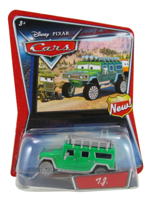 Disney Pixar - Cars - T.J.  - Hobby Lobby CollectorStore