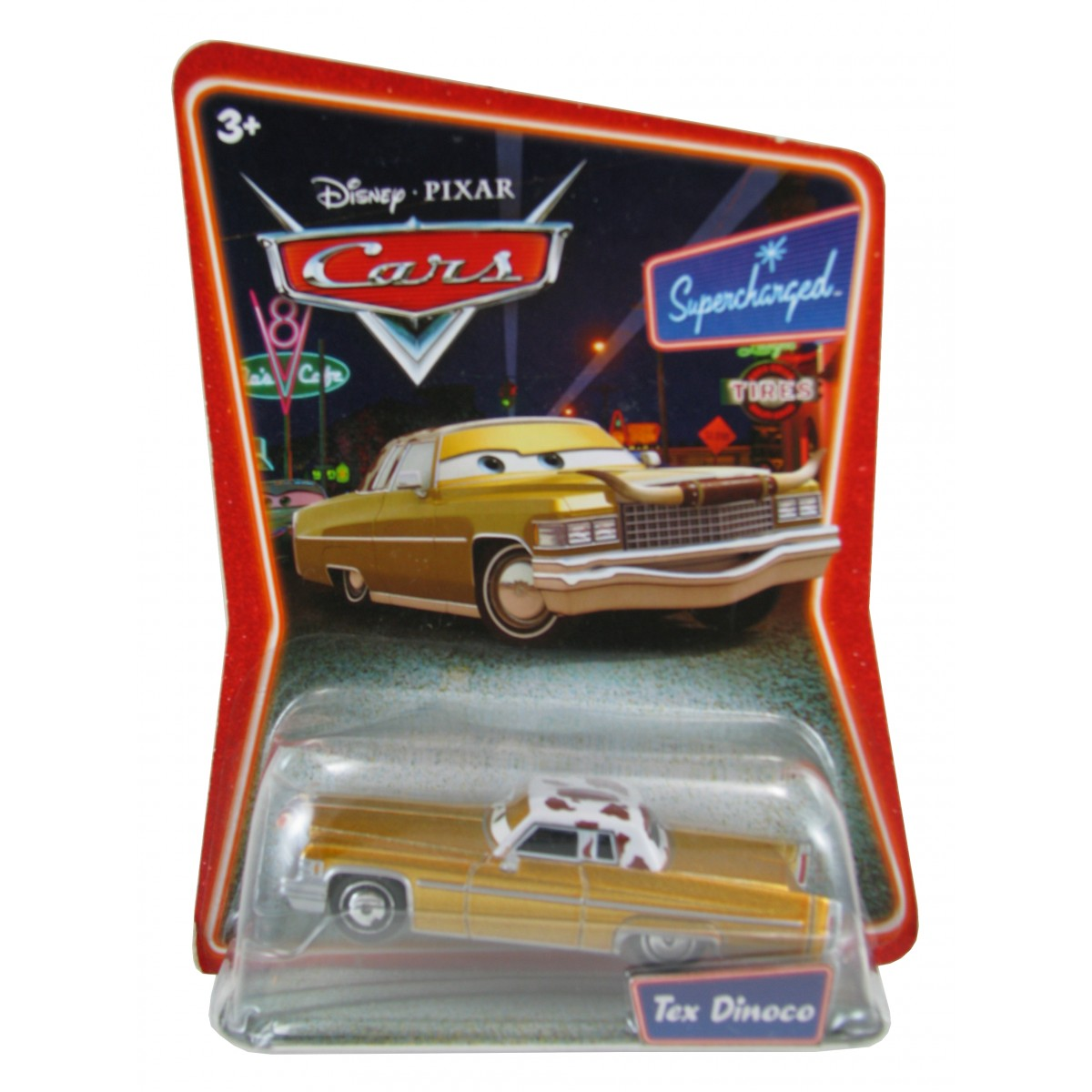 Disney Pixar - Cars - Tex Tinoco  - Hobby Lobby CollectorStore