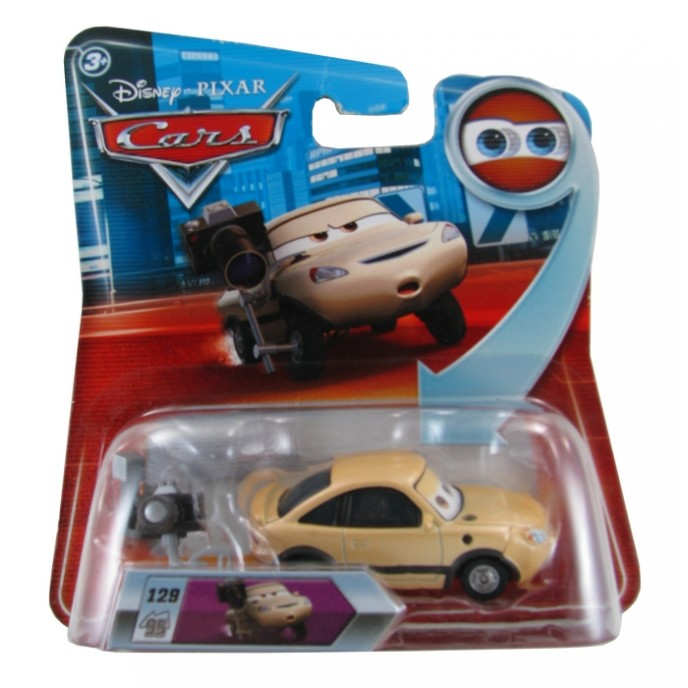 Disney Pixar - Cars - Tim Rimmer  - Hobby Lobby CollectorStore