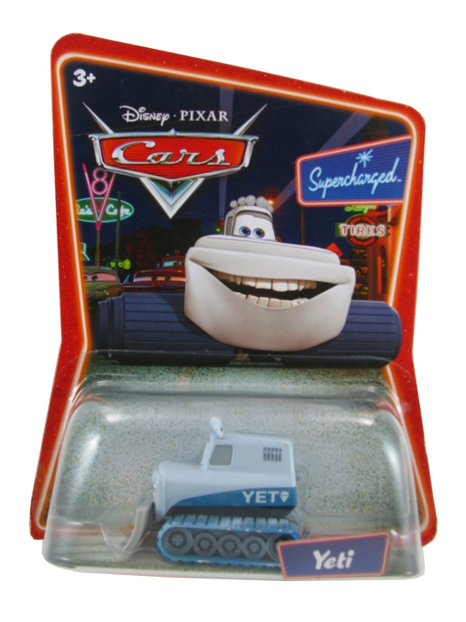Disney Pixar - Cars - Yeti
