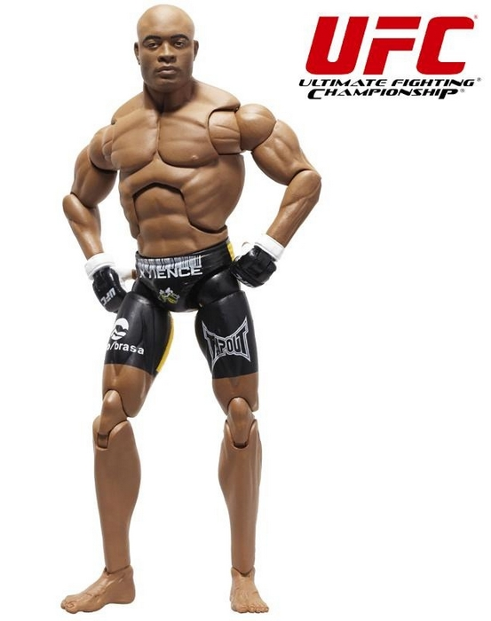 DTC - UFC-Ultimate Fighting Championchip - Anderson Silva  - Hobby Lobby CollectorStore