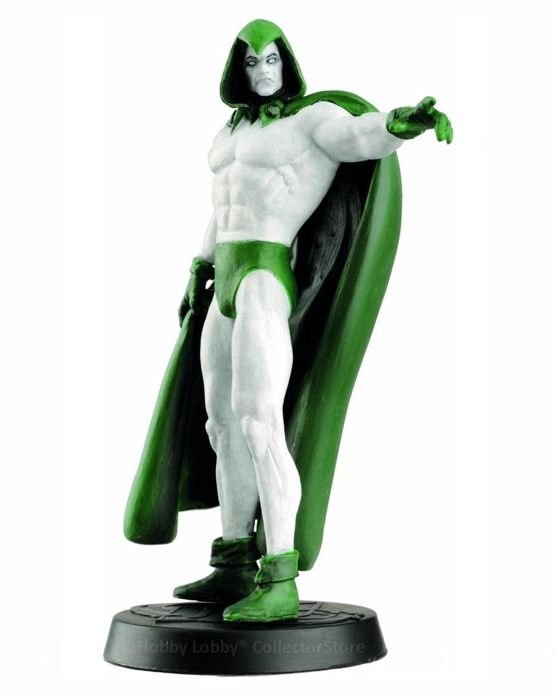 Eaglemoss - DC Comics - Espectro  - Hobby Lobby CollectorStore