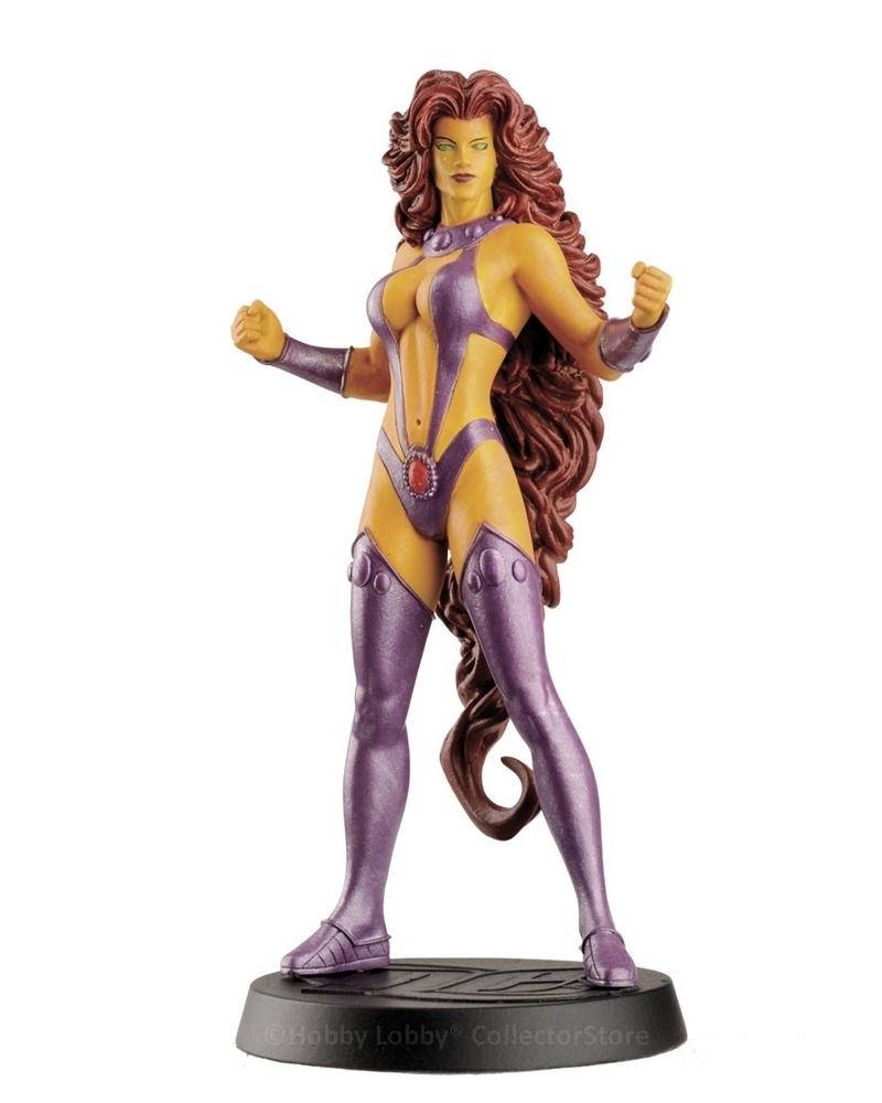 Eaglemoss - DC Comics - Estelar  - Hobby Lobby CollectorStore
