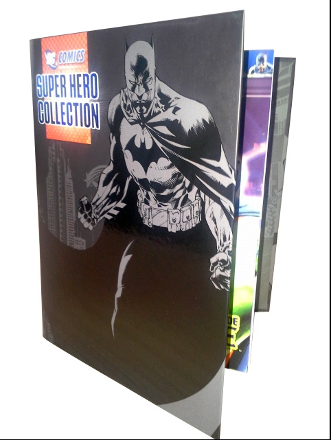 Eaglemoss - DC Comics - Fichário Exclusivo