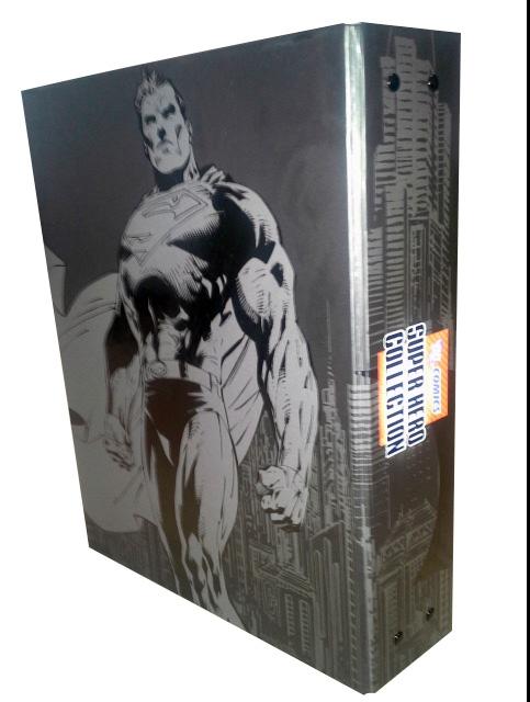 Eaglemoss - DC Comics - Fichário Exclusivo  - Hobby Lobby CollectorStore