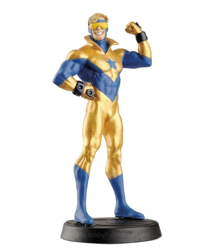Eaglemoss - DC Comics - Gladiador Dourado  - Hobby Lobby CollectorStore