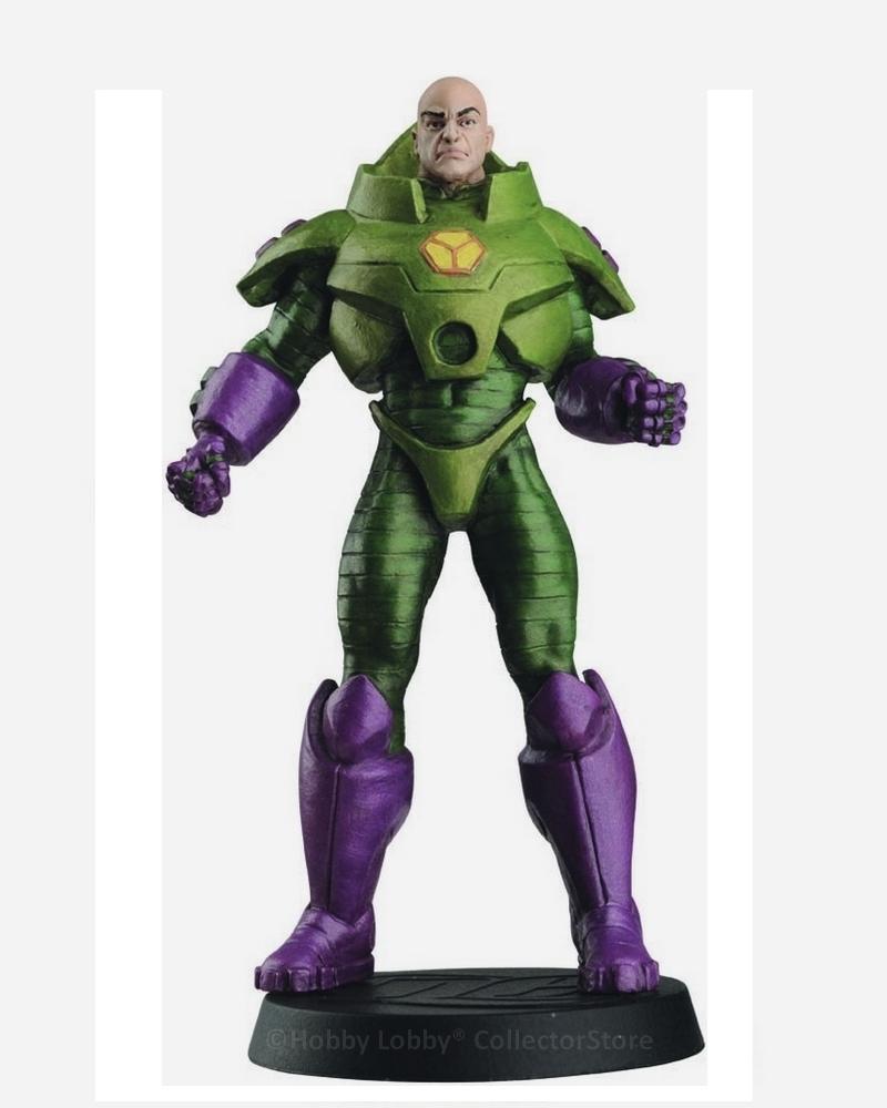 Eaglemoss - DC Comics - Lex Luthor  - Hobby Lobby CollectorStore