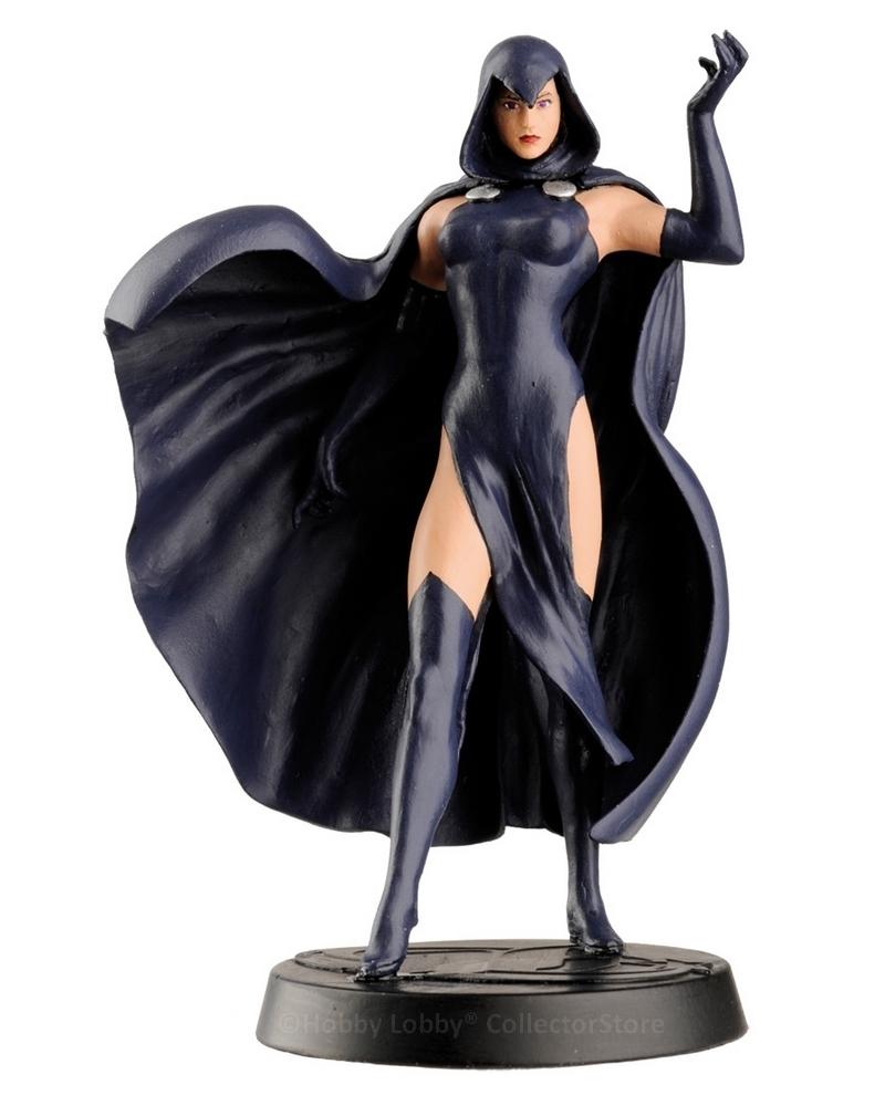 Eaglemoss - DC Comics - Ravena  - Hobby Lobby CollectorStore