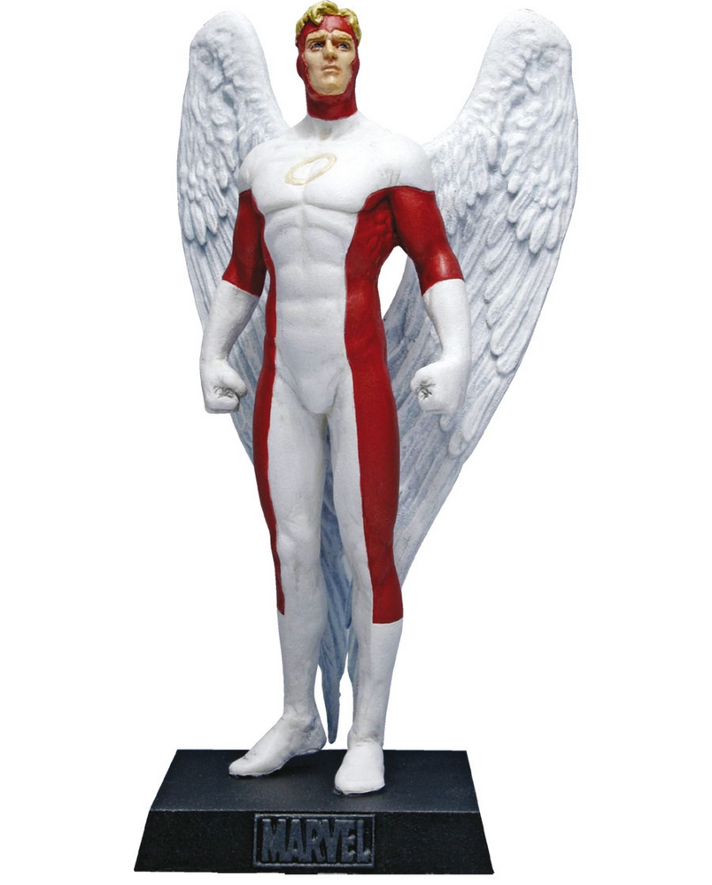 Eaglemoss - Marvel - Anjo  - Hobby Lobby CollectorStore