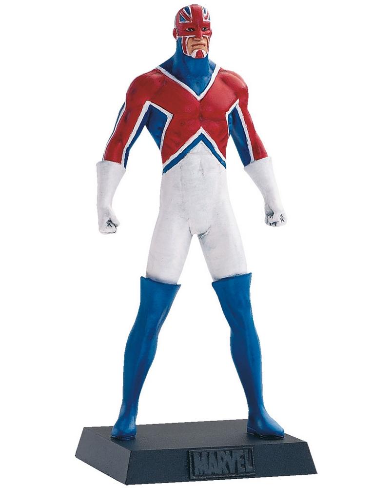 Eaglemoss - Marvel - Capitão Britânia
