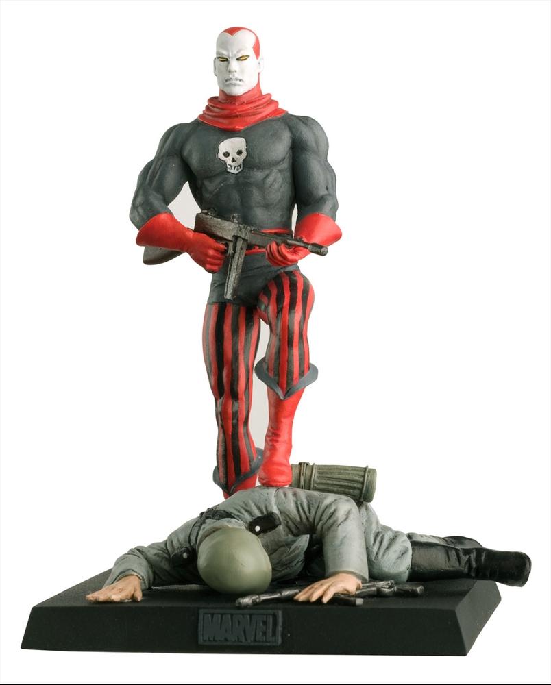 Eaglemoss - Marvel - Destroyer - O Demolidor  - Hobby Lobby CollectorStore