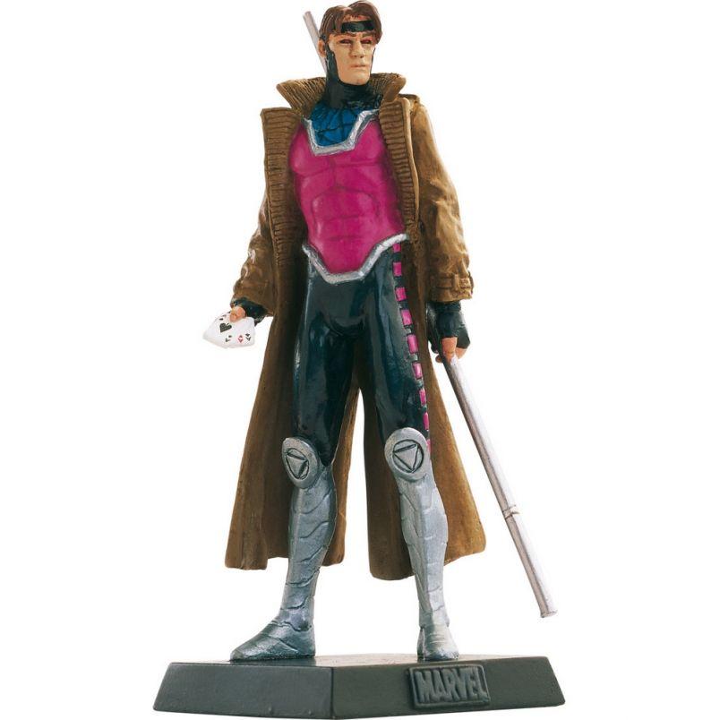 Eaglemoss - Marvel - Gambit  - Hobby Lobby CollectorStore