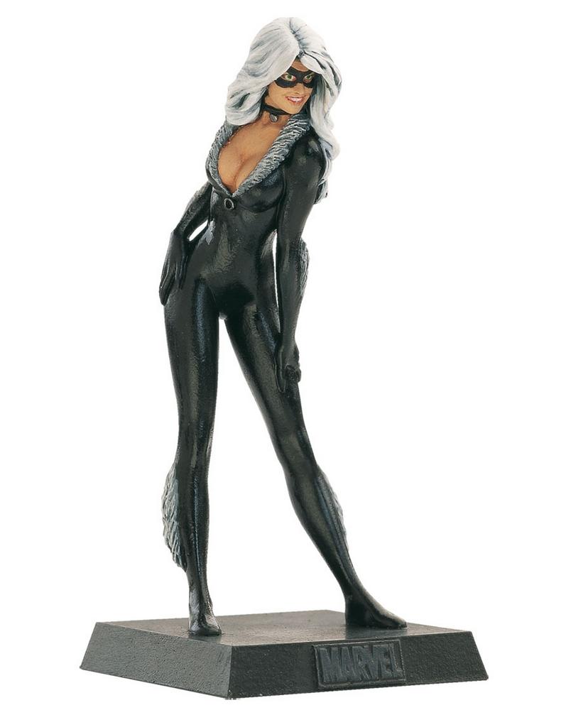 Eaglemoss - Marvel - Gata Negra
