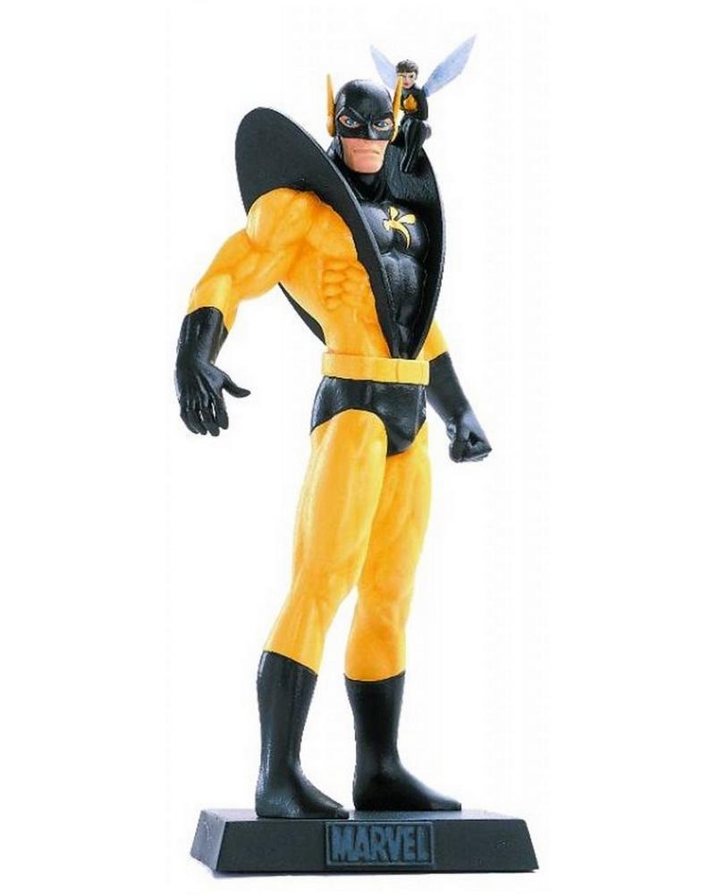 Eaglemoss - Marvel - Jaqueta Amarela & Vespa  - Hobby Lobby CollectorStore