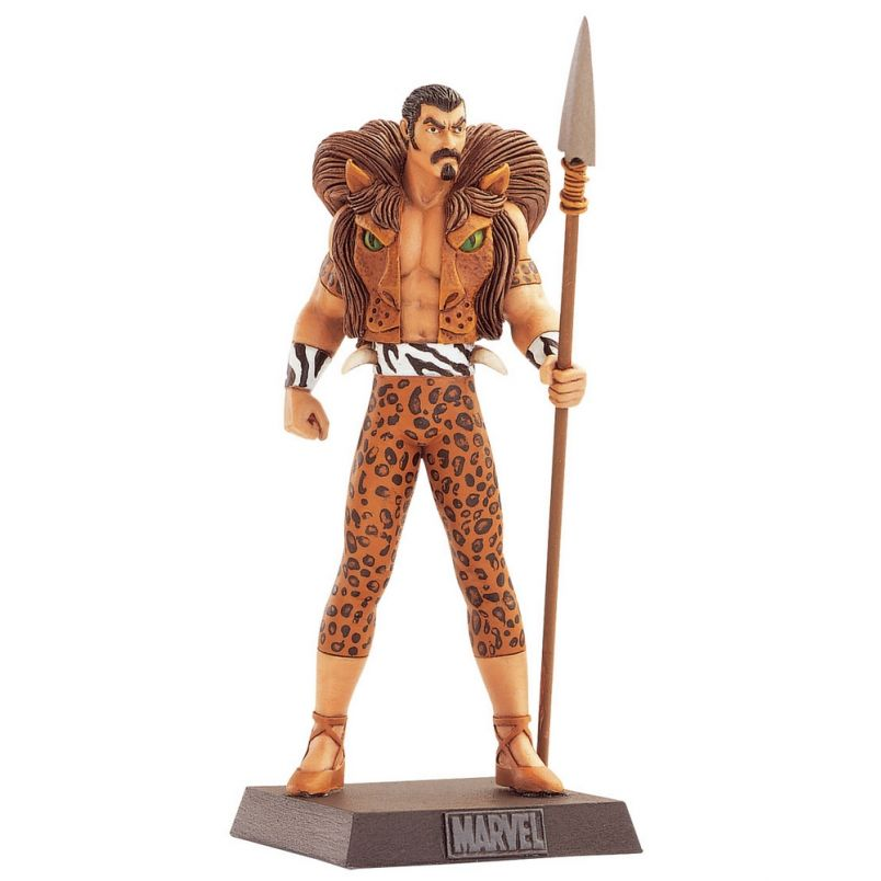Eaglemoss - Marvel - Kraven  - Hobby Lobby CollectorStore