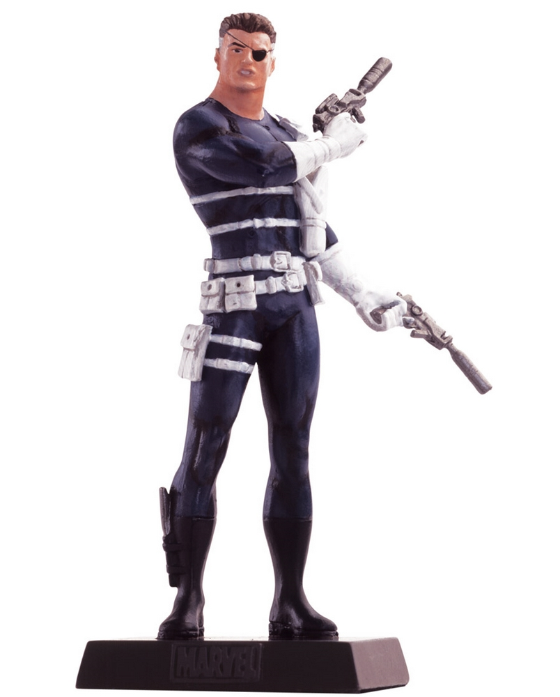Eaglemoss - Marvel - Nick Fury  - Hobby Lobby CollectorStore