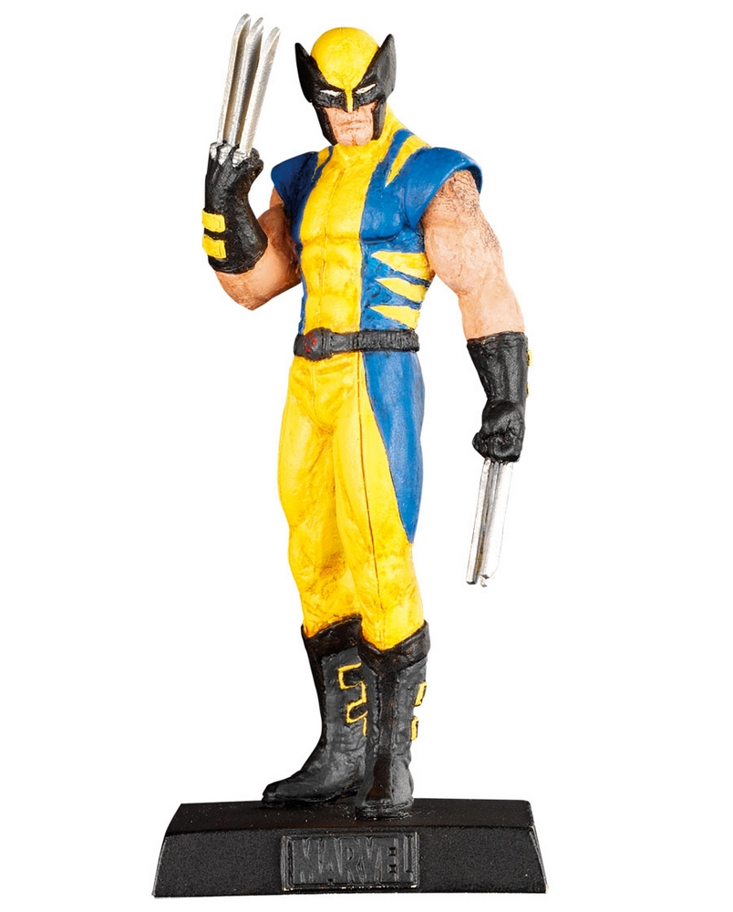 Eaglemoss - Marvel - Wolverine
