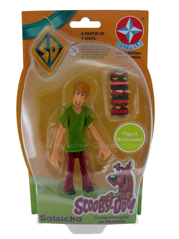 Estrela - Scooby-Doo - Companheiros de Mistério - Salsicha