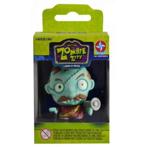 Estrela - Zombie Zity - Mayor Miserly - Prefeito  - Hobby Lobby CollectorStore