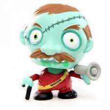 Estrela - Zombie Zity - Mayor Miserly - Prefeito