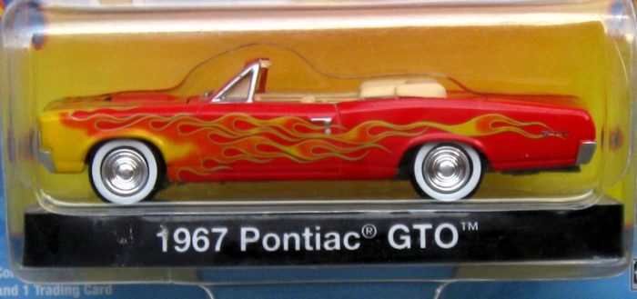Greenlight - 1967 Pontiac GTO  - Hobby Lobby CollectorStore