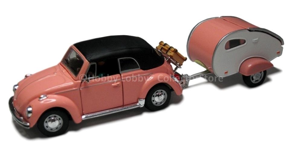 Hongwheel - Cararama - VW Beetle  - Hobby Lobby CollectorStore
