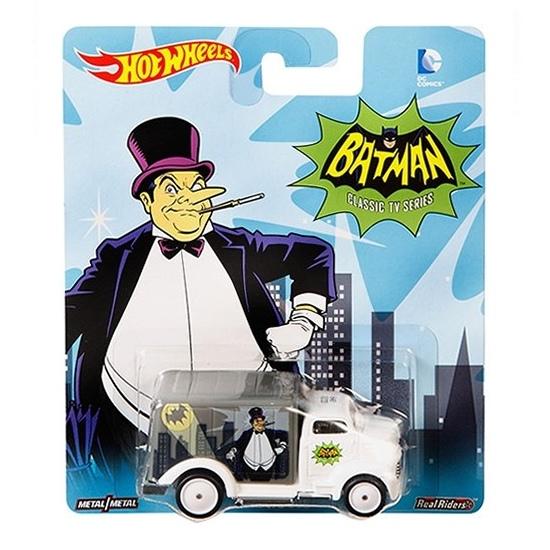 Hot Wheels - 2015 Pop Culture - DC Comics - Batman - Série Completa  - Hobby Lobby CollectorStore