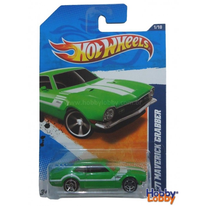 Hot Wheels - ´71 Maverick Grabber