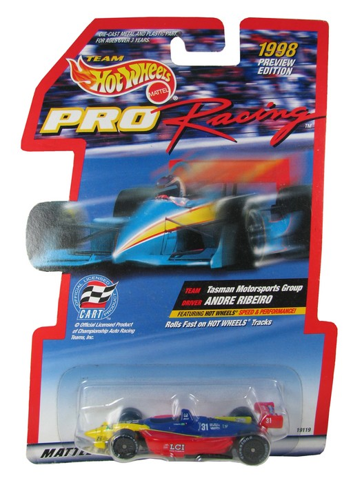 Hot Wheels - Action Pro Racing - Tasman Motorsport  - Hobby Lobby CollectorStore