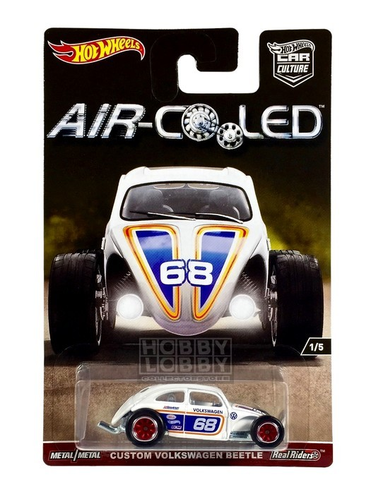 Hot Wheels - Air-Cooled - Custom Volkswagen Beetle  - Hobby Lobby CollectorStore
