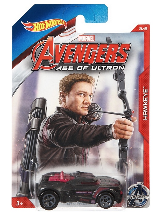 Hot Wheels - Avengers Age of Ultron - Hawkeye