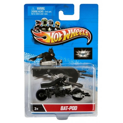 Hot Wheels - Batman - Bat-Pod