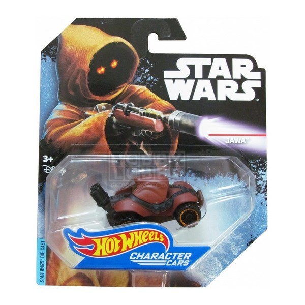 Hot Wheels - Caracter Cars - Jawa
