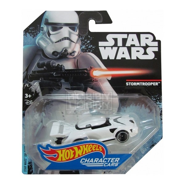 Hot Wheels - Caracter Cars - Stormtrooper
