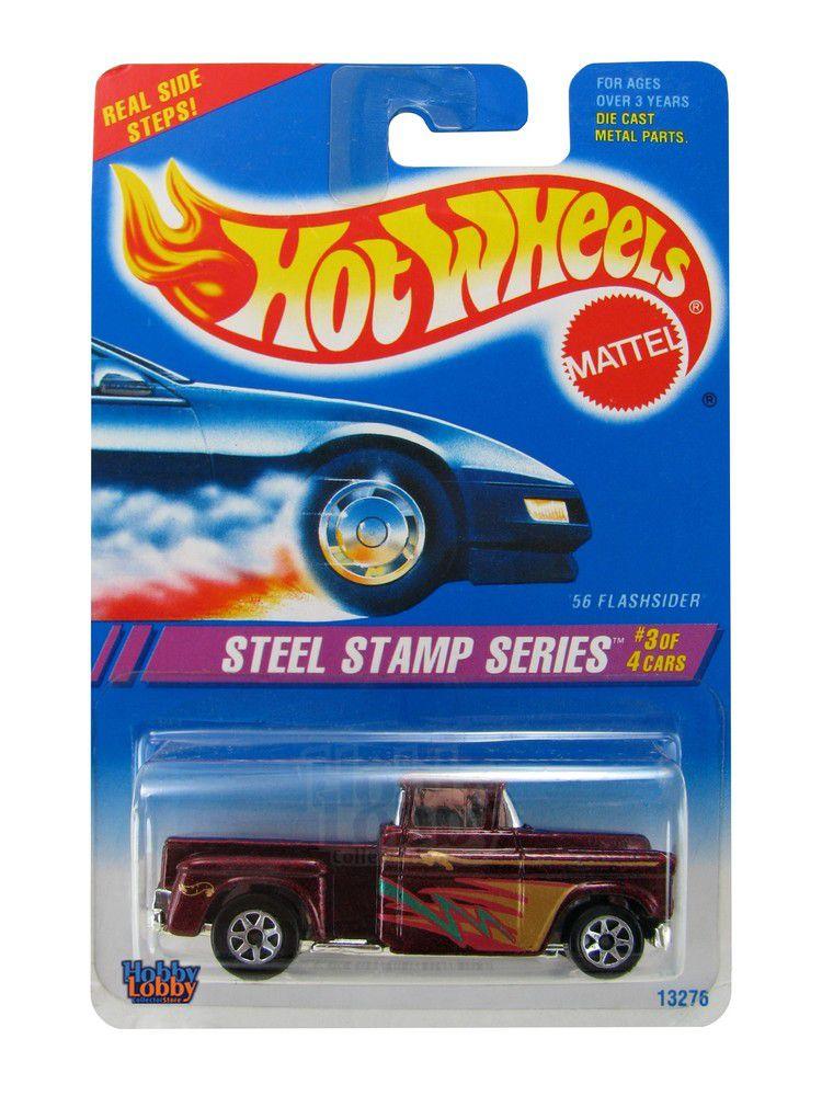 Hot Wheels - Coleção 1995 - '56 Flashsider
