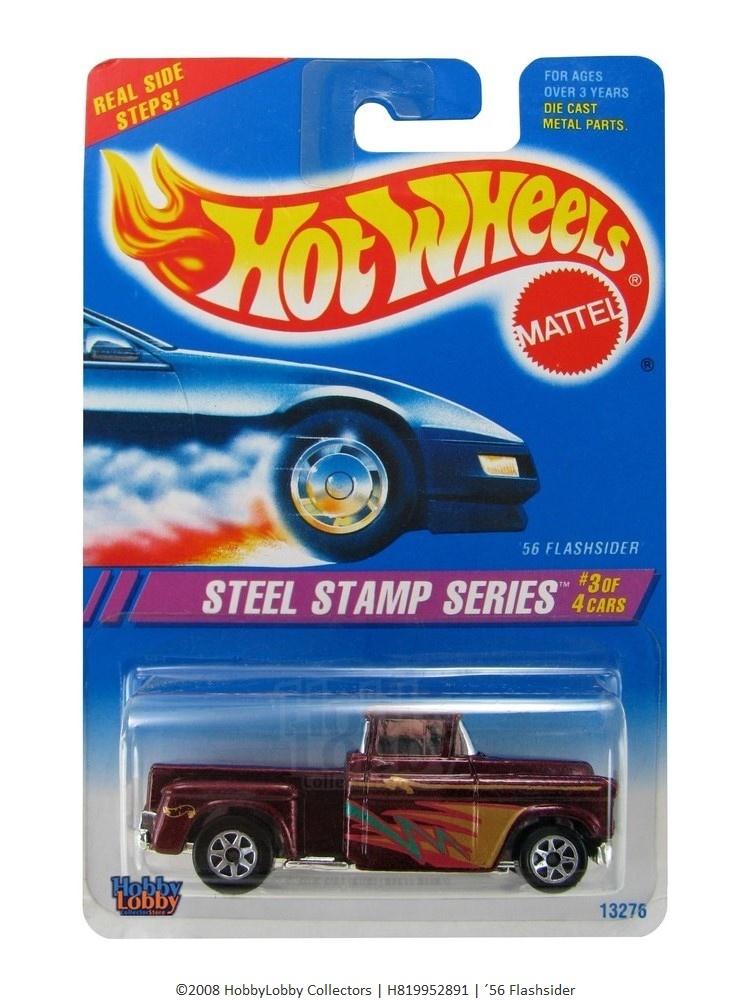 Hot Wheels - Coleção 1995 -