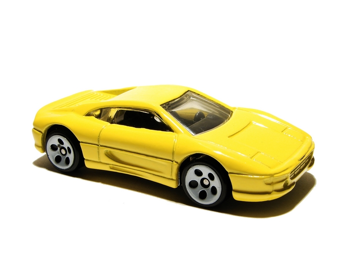 Hot Wheels - Coleção 1995 - Ferrari 355   - Hobby Lobby CollectorStore