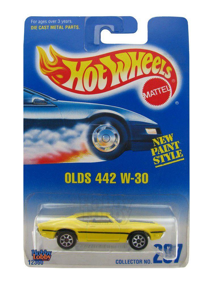 Hot Wheels - Coleção 1995 - Olds 442 W-30