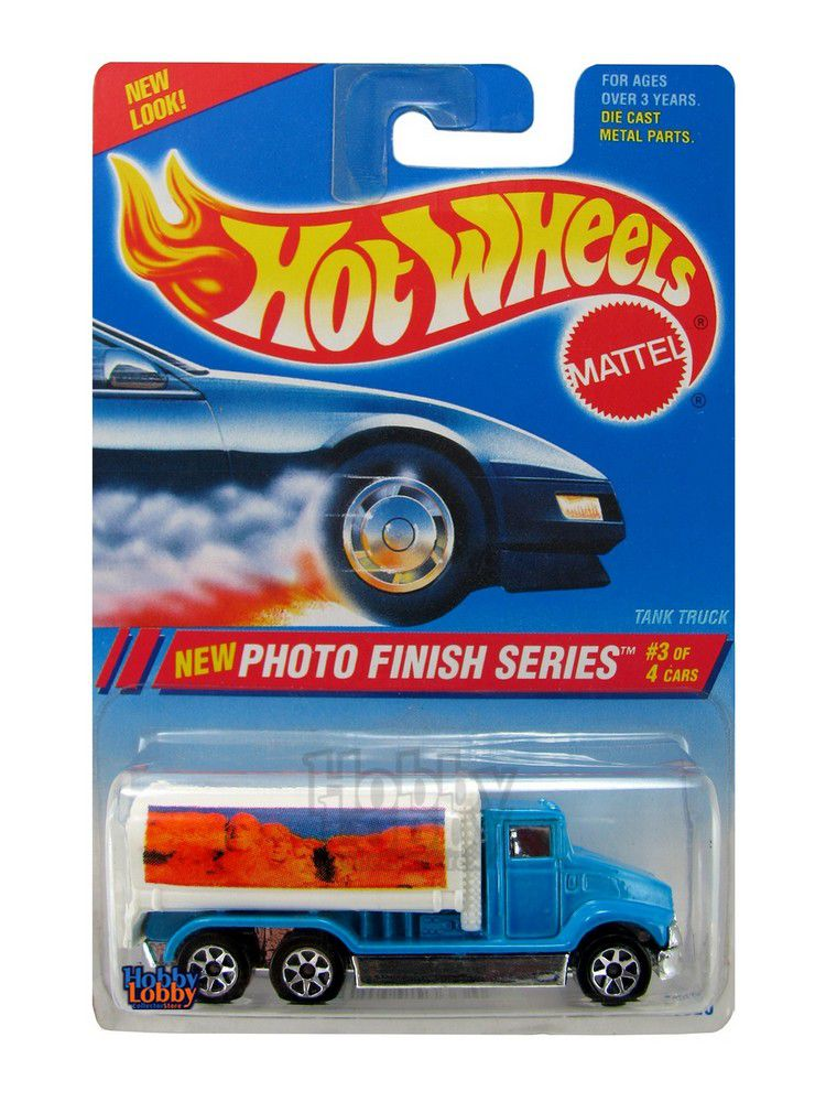 Hot Wheels - Coleção 1995 - Tank Truck