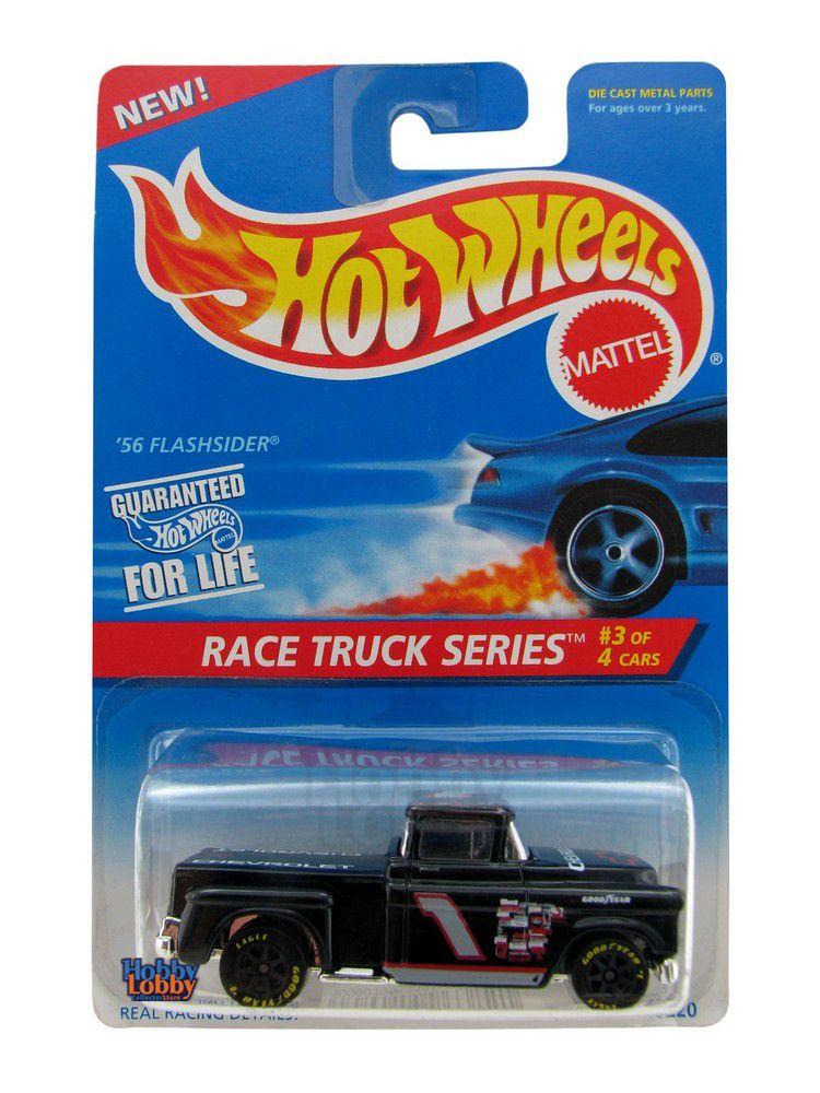 Hot Wheels - Coleção 1996 - ´56 Flashsider  - Hobby Lobby CollectorStore